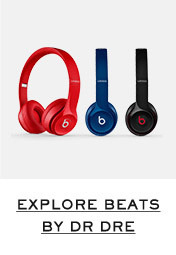 Explore Beats by Dre.