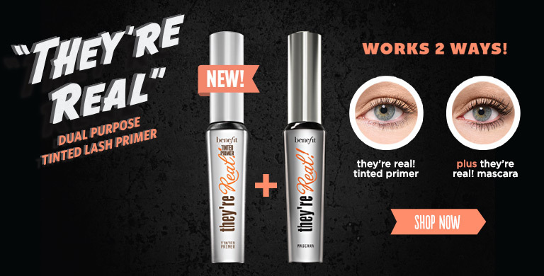Theyre Real Honest Mascara and Liners in colours beyond belief. Shop now.