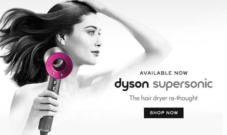 Dyson supersonic - available now