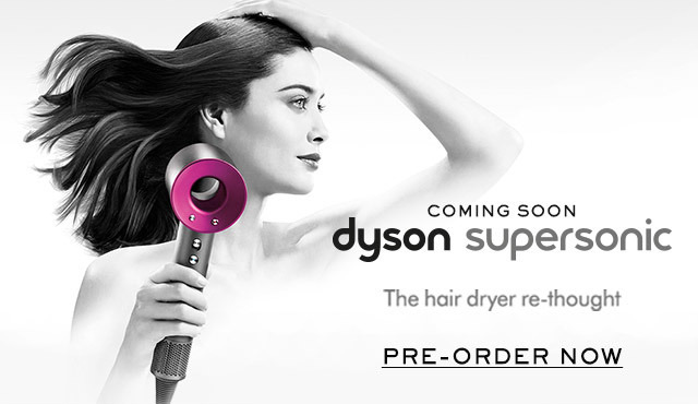 Dyson Supersonic. The hair dryer re-thought