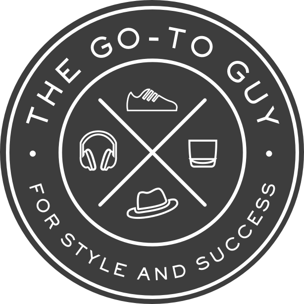 THE GO-TO GUY - logo
