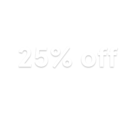 25% off Handbags and women's wallets