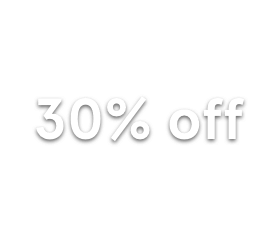30% off Mens casual