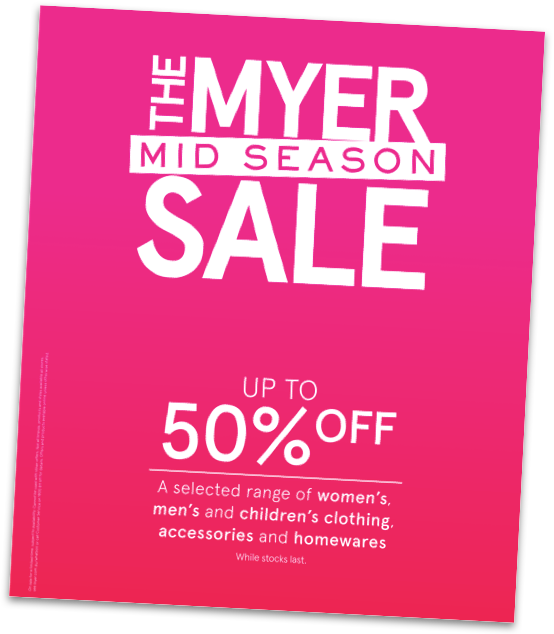 Mid Season Sale Catalogue