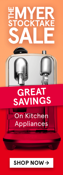 Great Savings on Kitchen Appliances