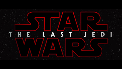 Star Wars - The Last Jedi.