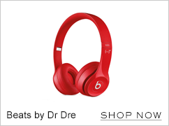 Beats by Dr Dre. Shop now