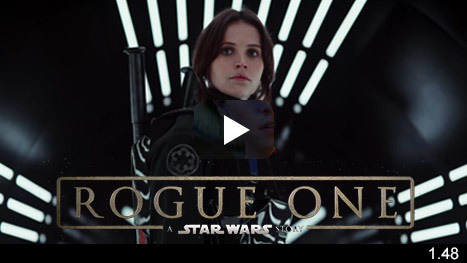 Star wars. Rogue One.