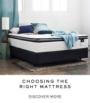 Choosing the right matress. Discover more.