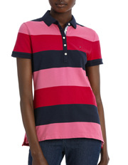 Tommy Hilfiger - FA Heritage Multi Rugby Stripe Polo