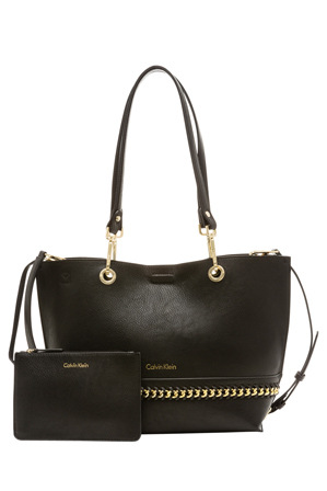Calvin Klein - H7DAU5NK Unlined Chain Tote Bag