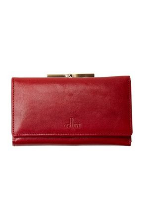 Cellini - Leather Flap Over with Outside Frame Wallet CW0052