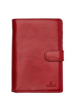 Cellini - Leather Bifold Wallet with Tab Closure CW0074