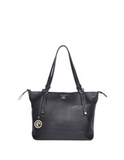 Cellini - CLH004 Ring Handle Tote in Black