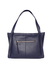 Cellini - CLH008 Exposed Seam Tote in Navy