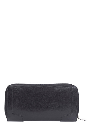 Cellini - CWH003 Petra RFID Zip Around Wallet in Black