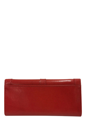 Cellini - CWH004 Petra RFID Continental Wallet in Red