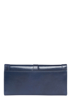 Cellini - CWH004 Petra RFID Continental Wallet in Navy
