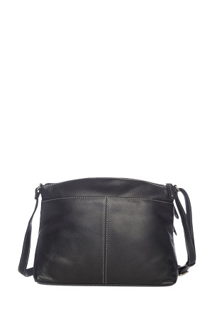 Joan Weisz - JWH030 Triple Zip Sling in Black