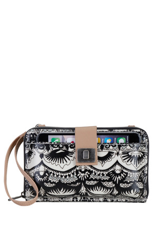 The Sak - Artist Circle Large Smartphone Crossbody Purse