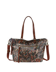 The Sak - 107397SIESD Sakroots Artist Circle Satchel Bag