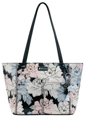 The Sak - 106078 Artist Circle Double Handle Tote Bag