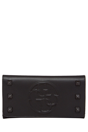 Guess - BL617251BLA Korry SLG Slim Clutch