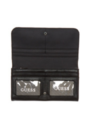 Guess - VB653155BLA Rebel Roma SLG Large Flap Organizer