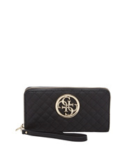 Guess - VG662346BLA G Lux  Zip Around Wallet