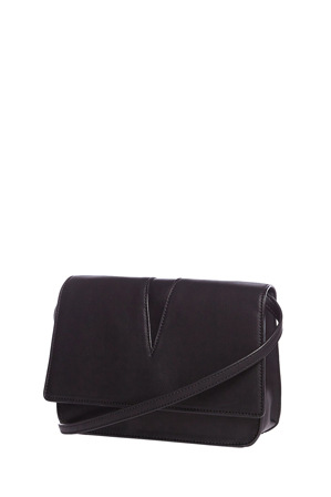 Cue - Cut-Out Sling In Black