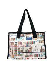 LeSportsac - 4229.P862 Commuter Tote in Library