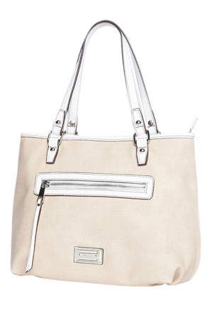 Cellini Sport - CSH012 Tote In Stone