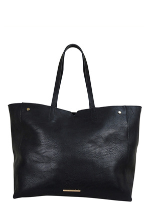 Tony Bianco - 06551.BLK TBMY Danger Tote Bag
