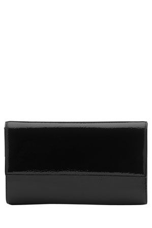 Olga Berg - Race Over-Size Fold Over Clutch OB4222