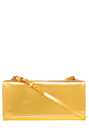 Sophie Hulme - SG159MT Rosebery Travel Crossbody Wallet