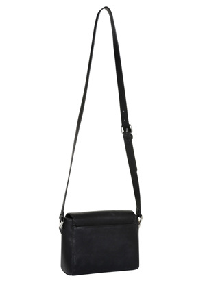 Wayne Cooper - WH-2248 Nancy Xbody Bag in Black