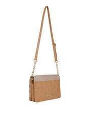 Wayne Cooper - WH-2322 Monica Shoulder Bag in Sand