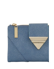Wayne Cooper - Nancy Soft Wallet in Chambray