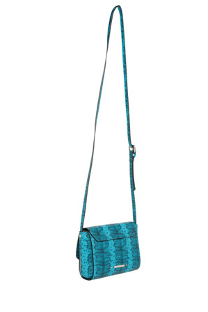 Basque - BHH004 Snake Sling In Cobalt