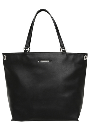Basque - BHH005 Eyelet Tote In Black