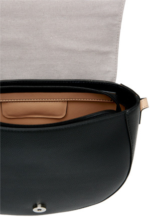 Basque - BHH007 Perf Sling In Black
