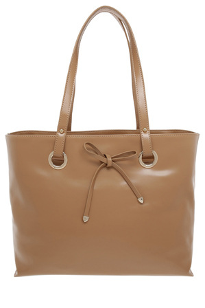 Charlie Brown - Cb074568 Bow Tote