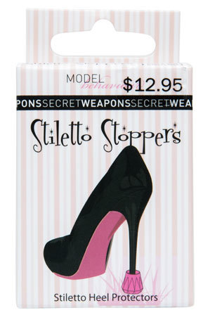 Secret Weapons - Stiletto Stoppers