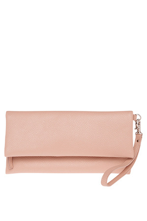 Miss Shop - Fold Over Clutch