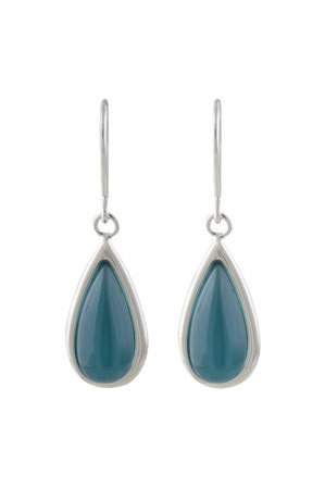 Lumiere - Oval Drop Earring