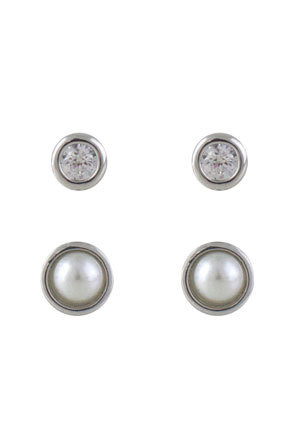 Lumiere - Two Pack Stud Earring