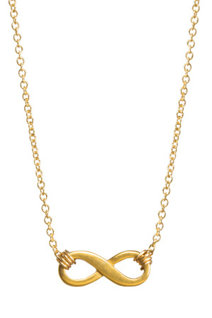 Dogeared - 1G1202 Infinite Love Reminder Necklace