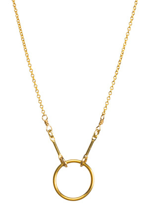 Dogeared - KG1001 Original Karma Reminder Necklace