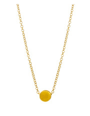 Dogeared - VG1005 The Circle Reminder Necklace