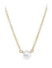 Dogeared - P01017 Pearls of Love Reminder Necklace